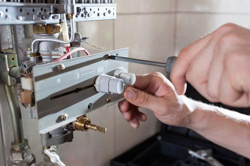 Professional boiler repairs