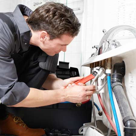 Wide range of plumbing services